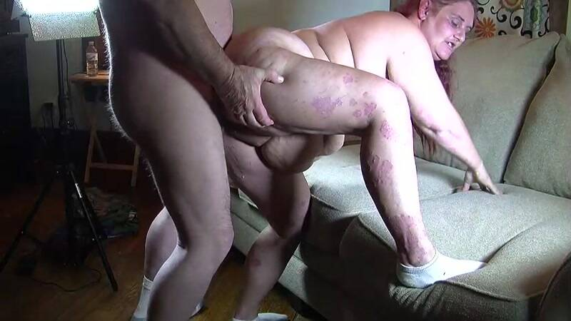 Blonde pigtails shaved pussy