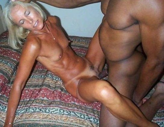 hairy nude women face down on bed