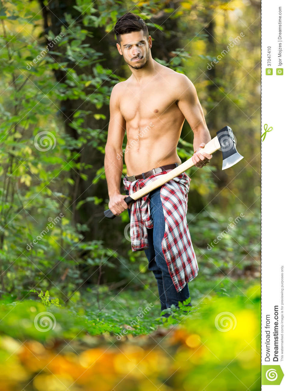 Cable guy naked for men