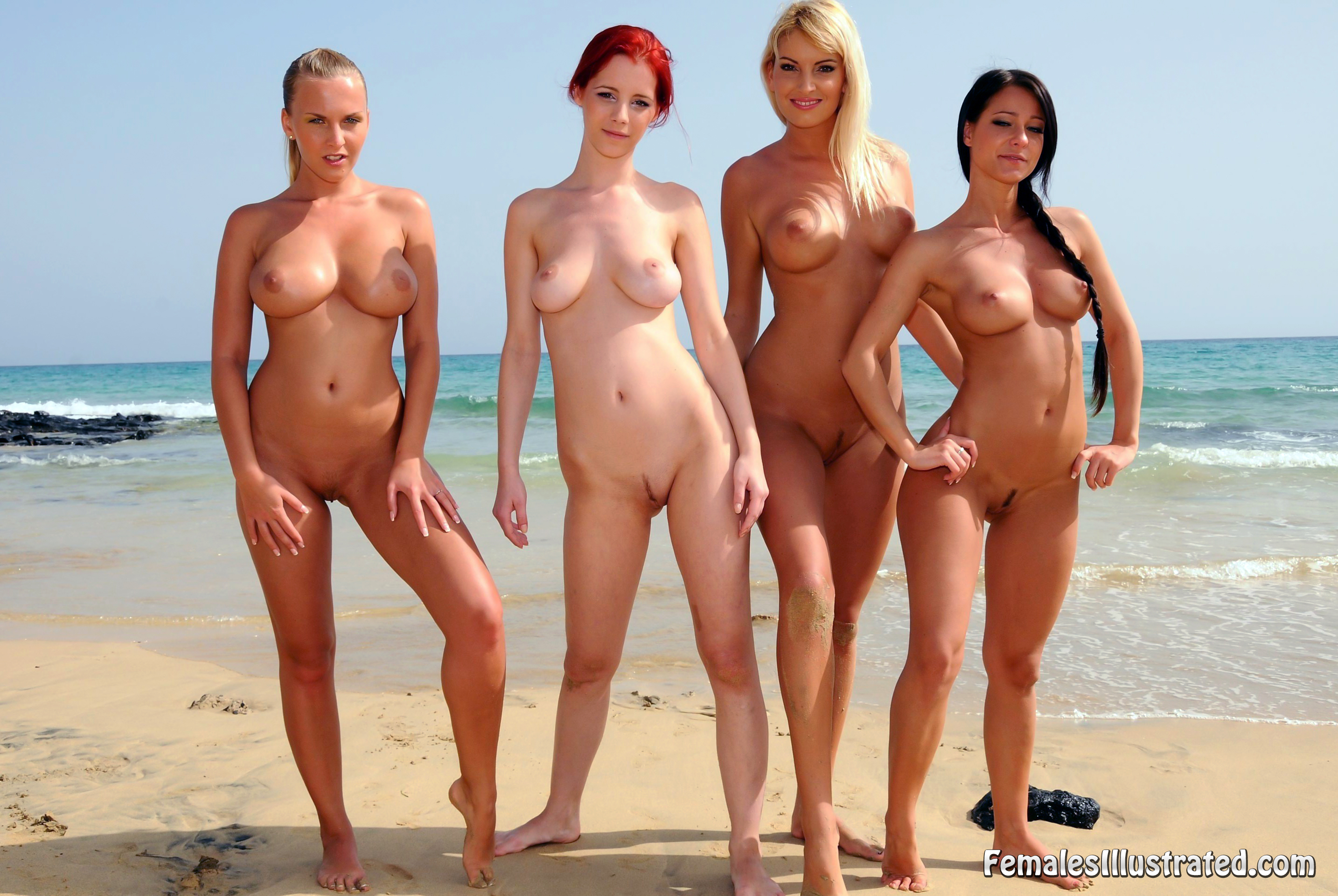 girls hanging by their tits
