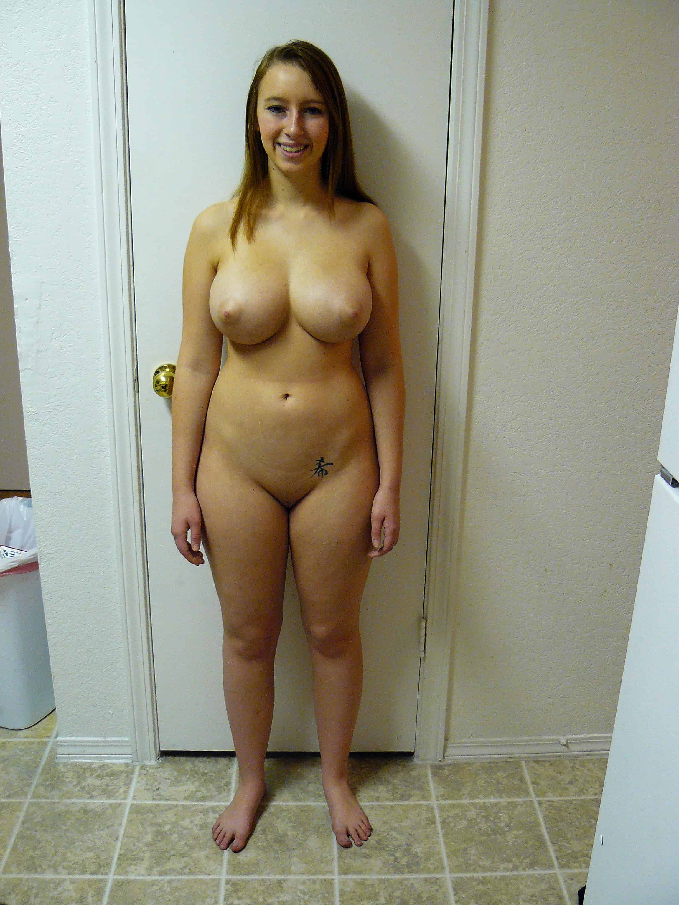 Porn girl Real breast
