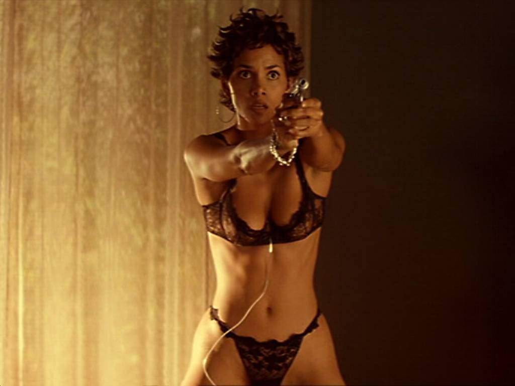 Halle berry sex fakes consider, what
