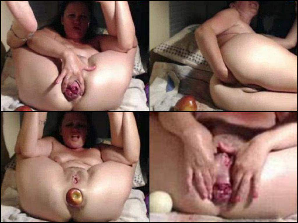 Thick dick anal play funtime