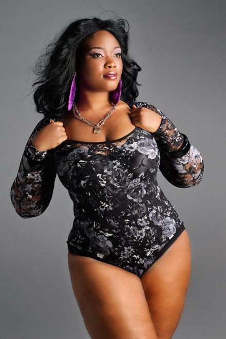 Full figured black women sex