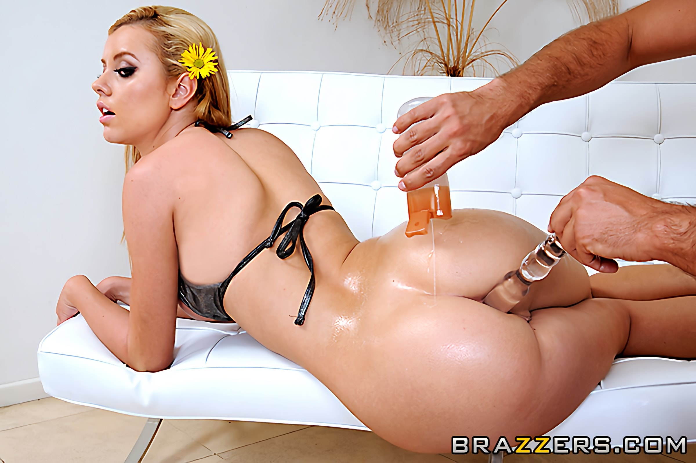 Allanah starr big boob kitchen